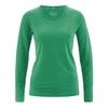 t-shirt chanvre femme vert DH249_smaragd