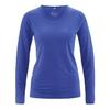 t-shirt bio manches longues dh249_bleuet