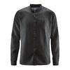 chemise pur chanvre DH026_noir