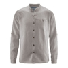 chemise manches longues chanvre dh026_marron_mud