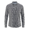chemise bio pas chere DH028_noir_blanc