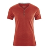 t-shirt bio pas cher dh803_orange_sanguine