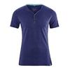 t-shirt coton bio pas cher dh803_bleu_nuit