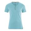 t-shirt chanvre pas cher dh803_bleu_turquoise
