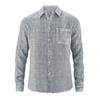 chemise chanvre dh022_bleu_aloe
