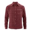 chemise écologique dh022_marron_chataigne