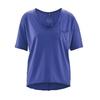 t-shirt éthique coton biologique DH850_bleuet