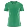 t-shirt col V bio dh802_vert_smaragd