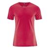 t-shirt équitable bio dh802_rouge_piment