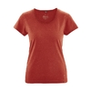 t-shirt femme chanvre dh216_orange_sanguine