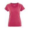 t-shirt écologique dh216_rouge_tomate