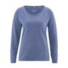 t-shirt commerce équitable dh856_bleu_baie