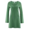 robe tunique coton biologique dh866_vert_algue