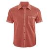 chemisette chanvre éthique dh021_orange_sanguine