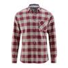 chemise carreaux bio DH029_chestnut_mud