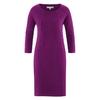 robe hiver chanvre dh136_violet_myrtille