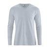 t-shirt chanvre dh225_gris_platine