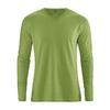 t-shirt chanvre coton bio dh225_vert_weed