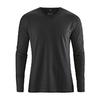 t-shirt chanvre homme dh225_noir