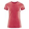 t-shirt chanvre bio dh244_rouge_piment