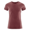 t-shirt bio équitablle homme dh244_marron chataigne