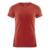t-shirt chanvre bio dh245_orange_sanguine