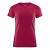 t-shirt éthique dh245_rouge_cerise