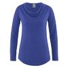 t-shirt écologique dh250_bleuet