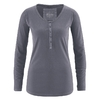 t-shirt col mao femme dh257_gris_graphite