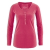 t-shirt bio equitable dh257_rouge tomate