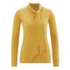 t-shirt chic coton bio dh289_jaune_maïs