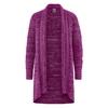 gilet femme coton bio dh351_violet_myrtille