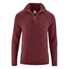 pullover bio homme dh354_marron_chataigne