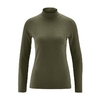 t-shirt manches longues femme dh865_vert_wolf