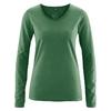 t-shirt bio manches longues DH861 vert algue