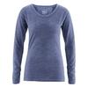 t-shirt femme bio DH858 bleu baie