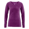 vêtements bio DH858 violet myrtille