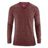 tee shirt manches longues chanvre DH807_marron_chataigne