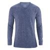 tee shirt bio équitable DH807_bleu_baie