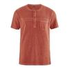 t-shirt manches courtes coton biologique DH804_orange_sanguine
