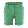 short femme chanvre DH537_vert_smaragd