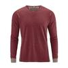 tee-shirt homme équitable DH292_marron_chataigne