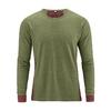 t-shirt manches longues DH292_vert_laurier