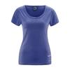t-shirt manches courtes chanvre DH235_bleuet