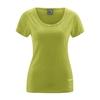 t-shirt femme pur chanrve DH235_vert_kiwi