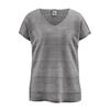 t-shirt bio femme LZ371_gris_taupe