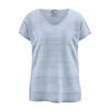 t-shirt bio équitable LZ371_bleu_clair