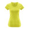 t-shirt femme bio DH263_vert_pomme