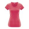 t-shirt coton biologique DH263_rouge_tomate