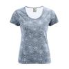 t-shirt imprimé commerce équitable DH871_bleu_ciel_hiver